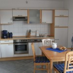 Haus Meeresbrise - Küche