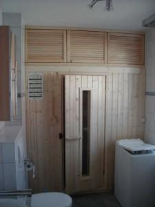 Haus Meeresbrise - Sauna