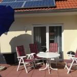 Haus Windflüchter - Terrasse
