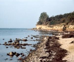 Poel - Cliff